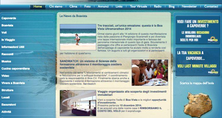 vecchio sito boavista2000.com