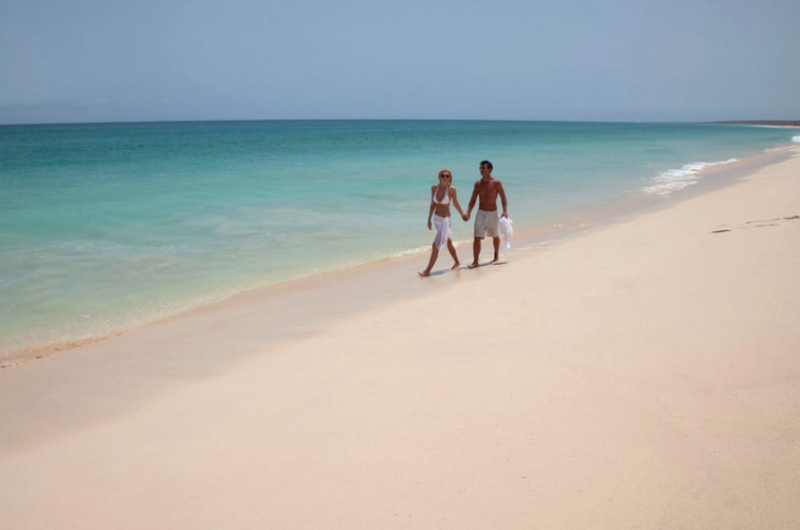 Spiaggia ClubHotel RIU Karamboa Boavista