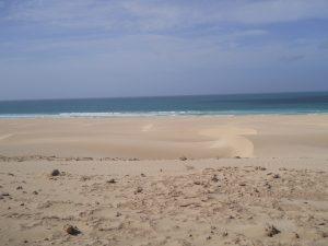 spiagge Capoverde