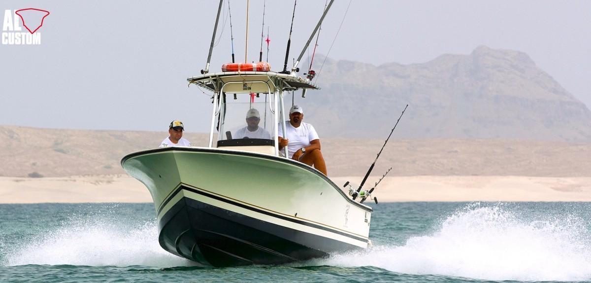 AL-CUSTOM-AL21 Boavista Capoverde pesca