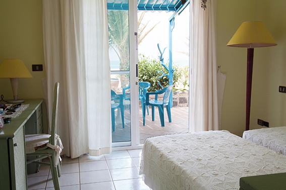 villa spiaggia Capoverde Boa vista
