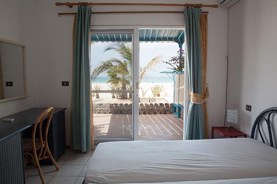villa spiaggia Capo verde Boa vista